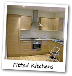 Fitted Kitchens London
