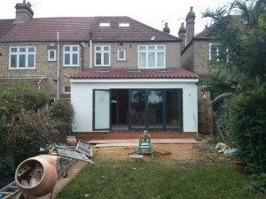 Rear Kitchen Dining Extension 28-800