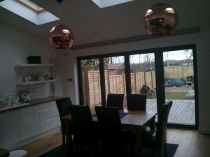 Rear Kitchen Dining Extension 38-800