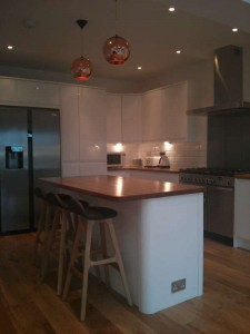 Rear Kitchen Dining Extension 40-800